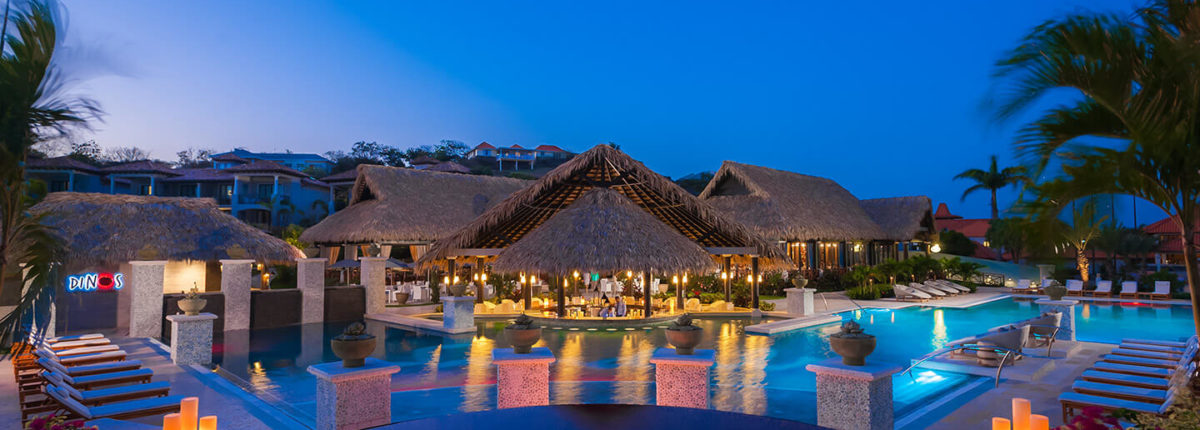 pool bar at sandals la source resort and spa grenada