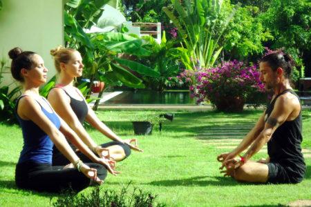 pranayama meditation at navutu dreams resort cambodia