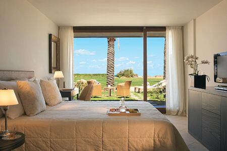 premium bungalow at Amirandes Crete