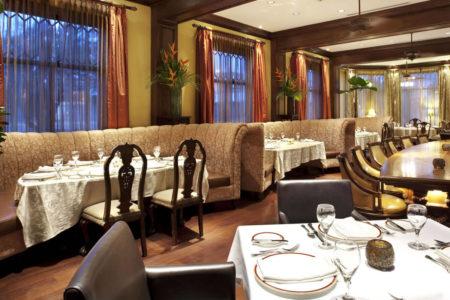 restaurant at hotel grano de oro costa rica