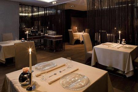 restaurant at hotel rosengarten austria