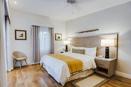Bedroom 3 at Waves Hotel and Spa Barbados