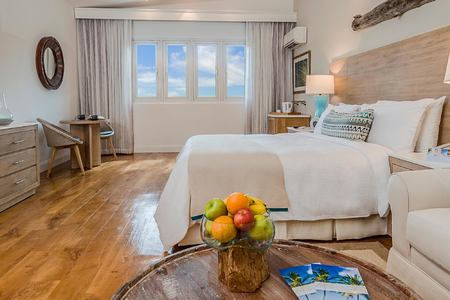 Bedroom 4 at Waves Hotel and Spa Barbados