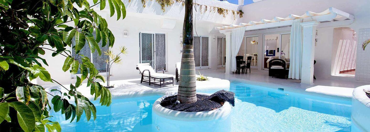 royal villa at Bahiazul Villas and Club