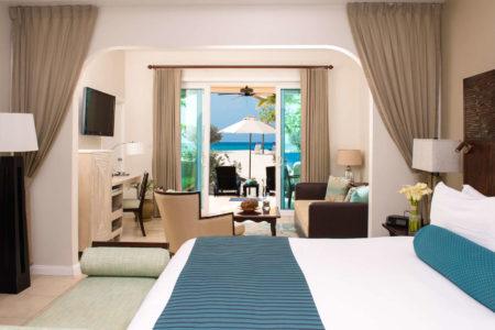 suite at spice island beach resort caribbean
