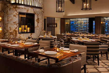 seared restaurant at one and only palmilla mexico