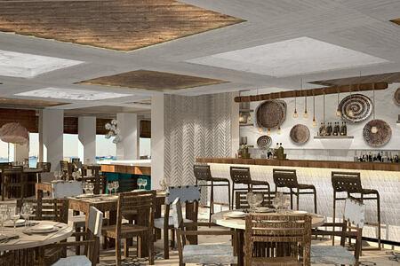 seaside dining at nobu hotel ibiza bay
