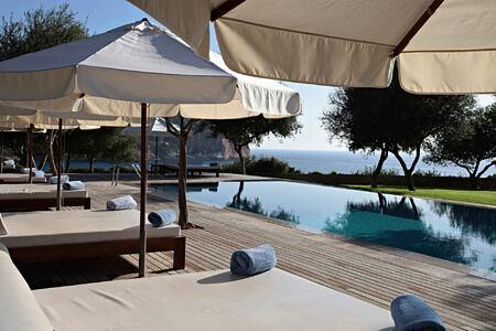 pool at can simoneta hotel mallorca
