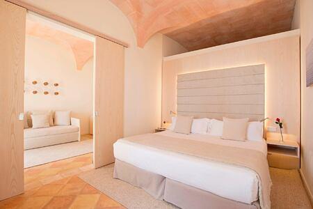 room at can simoneta hotel mallorca