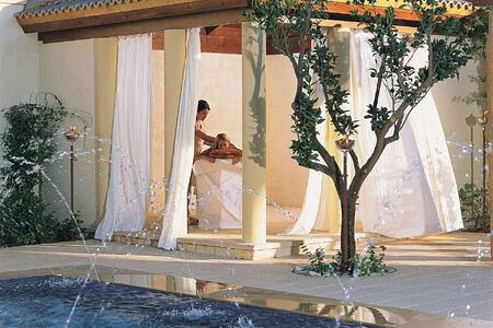 spa cabana at aphrodite hills hotel cyrpus