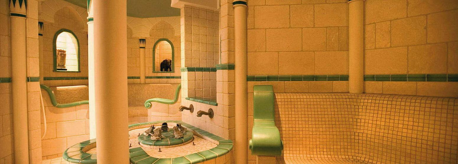 spa hammam at hotel botanico tenerife