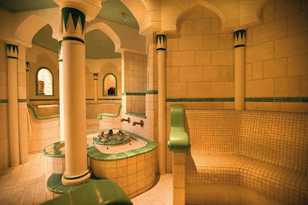 spa hammam at hotel botanico tenerife