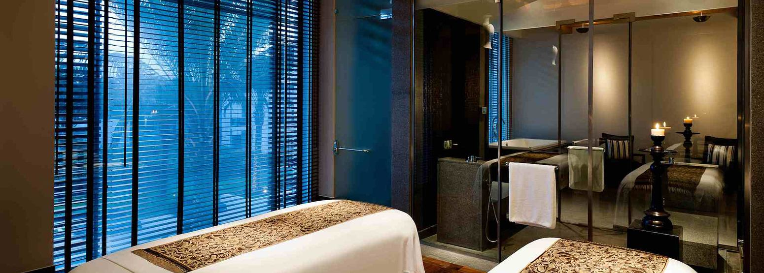 spa suite at the chedi hotel oman