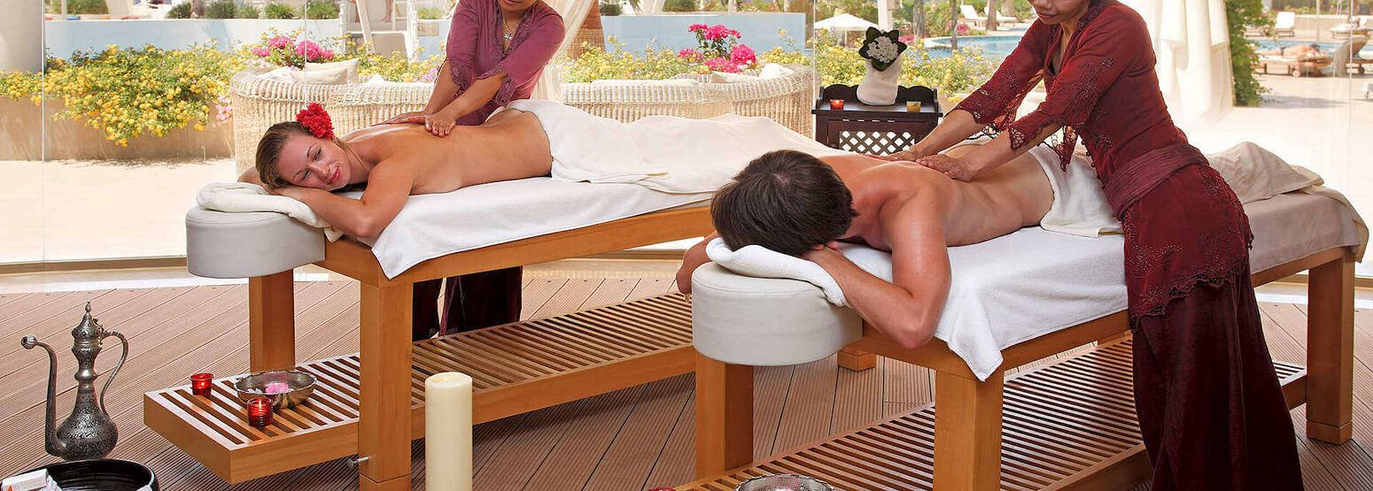 spa treatment room at sianji wellbeing resort turkey