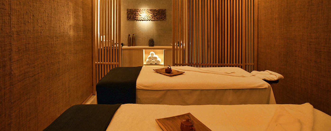 spa treatment room for couples at The Margi hotel