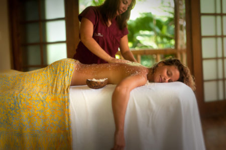 spa treatments at flor blanca resort costa rica