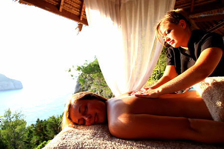 spa treatments at Hacienda na xamena hotel