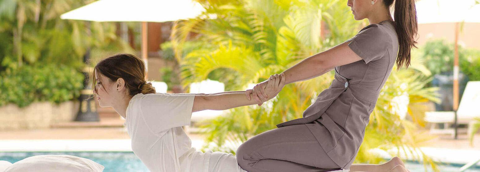 spa treatments at hotel botanico tenerife