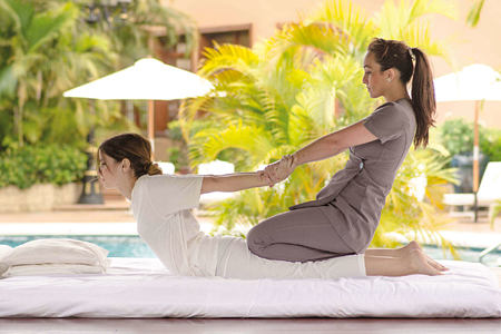 spa treatments at hotel botanico tenerife