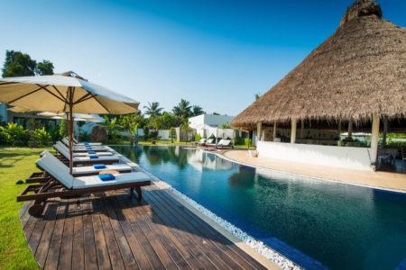 sports lap pool at navutu dreams resort cambodia