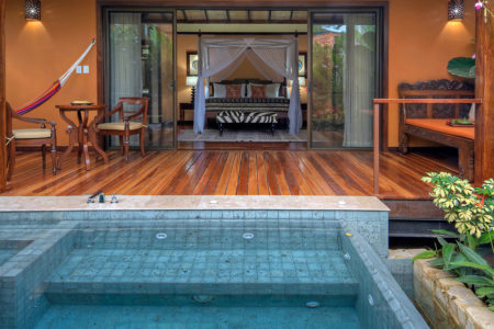 springs villa with private plunge pool at nayara springs hotel costa rica
