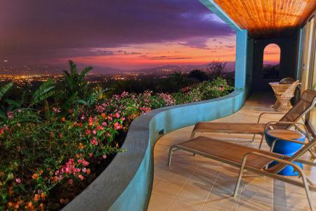 star villa terrace at xandari resort and spa costa rica