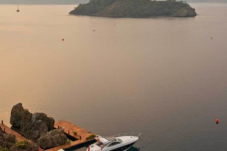 sunseeker ready to take you out at d-resort turkey