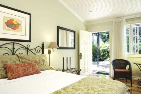 superior room at hotel grano de oro costa rica