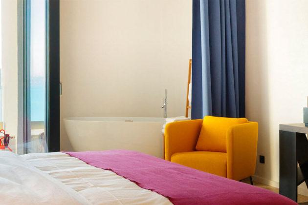 superior room at hotel ola croatia
