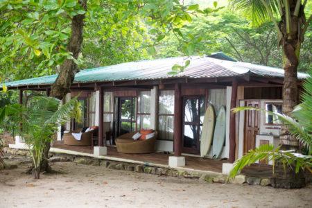 surf house at flor blanca resort costa rica