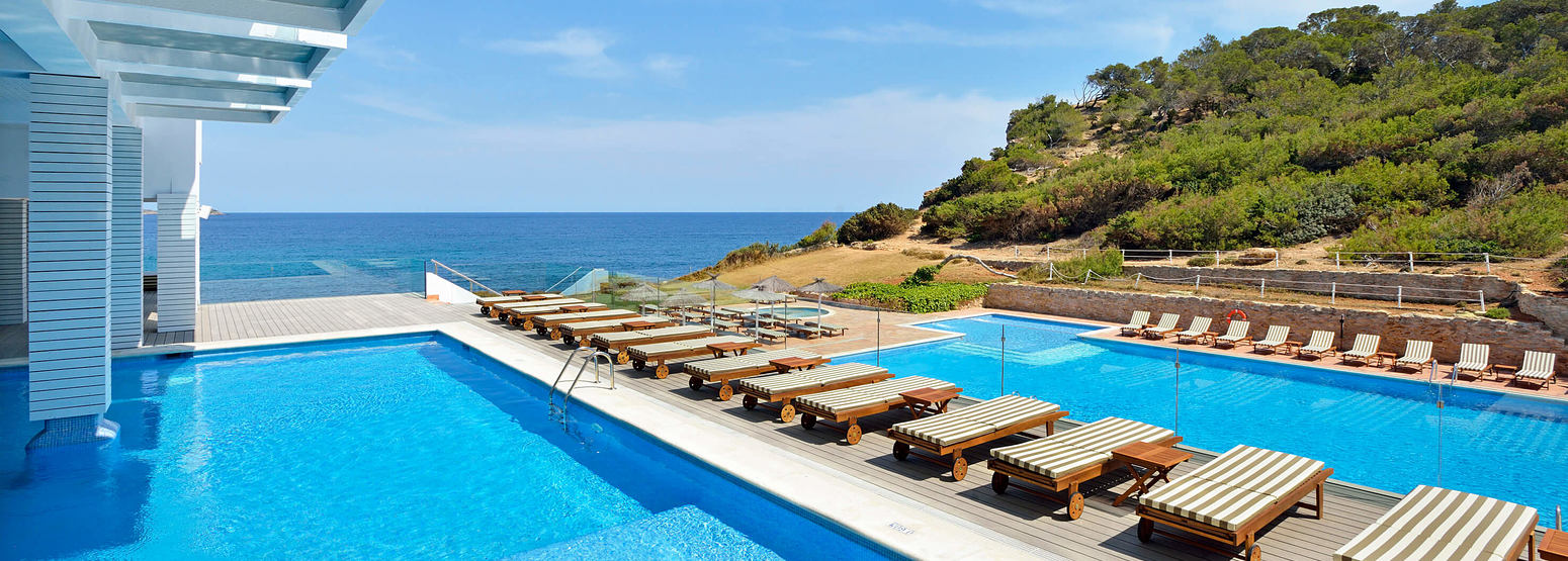 swimming pools at sol beach house
