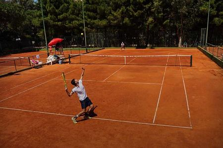tennis at Pineta Hotel Italy