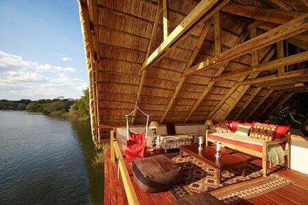 the look-out at tongabezi hotel zambia