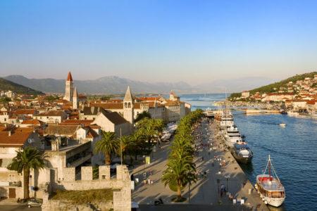 trogir at hotel ola croatia