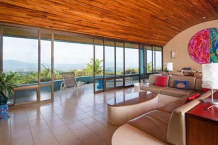 ultra plus villa living space at xandari resort and spa costa rica