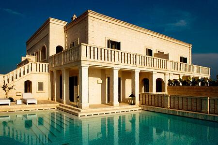 villa at Borgo Egnazia hotel