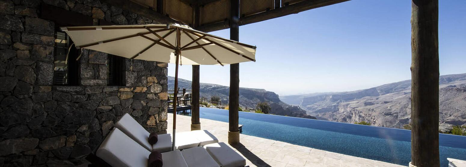 villa at alila jabel akhdar resort oman