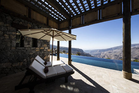 villa at alila jabel akhdar resort oman