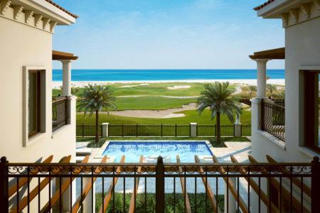 villas view at st regis island resort abu dhabi