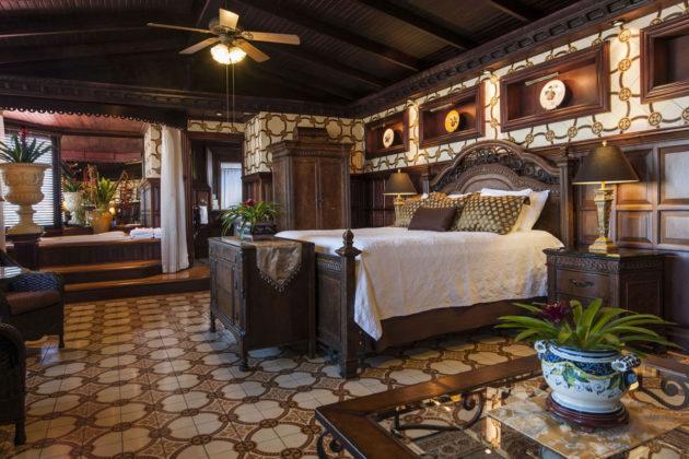 vista de oro suite at hotel grano de oro costa rica