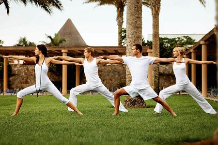 yoga at playitas resort canary islands