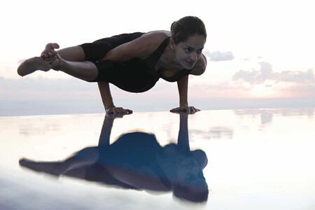 yoga at aphrodite hills hotel cyrpus