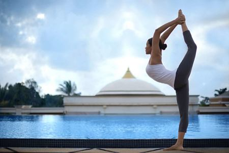 yoga at absolute sanctuary resort thailand