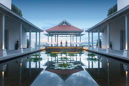 yoga sala at amatara wellness resort thailand