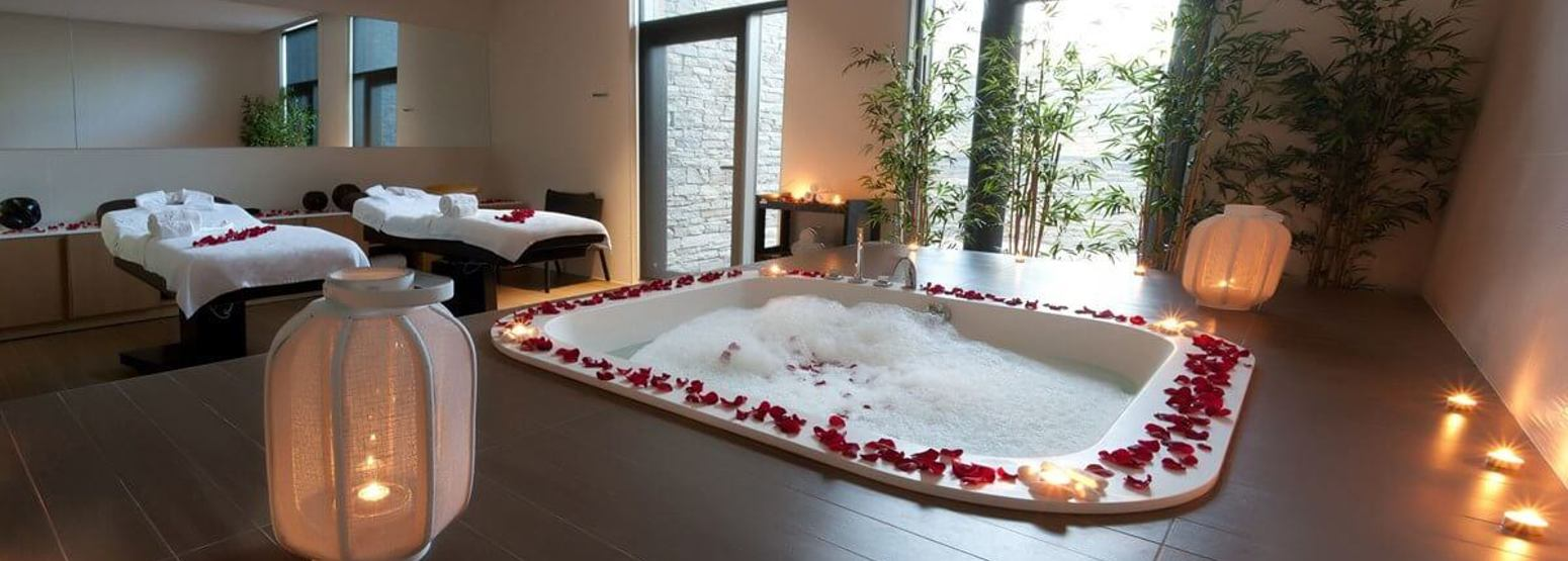 3 spa treatment room for couples at Epic Sana Portugal