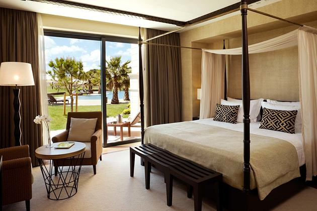 Africa grand suite at Cascade Resort Algarve Portugal