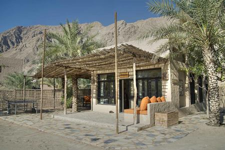 Al Feetean's Club at Six Senses Zighy Bay Oman