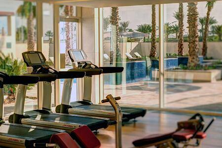 Atarmia Spa fitness centre at the Park Hyatt Abu Dhabi