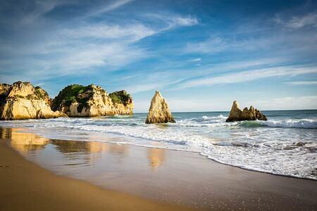 Beach at Monchique Resort Portugal