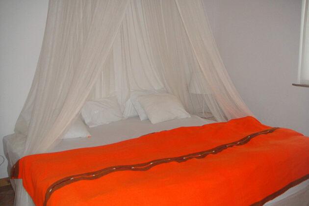 Bedroom at Monte Velho, Portugal